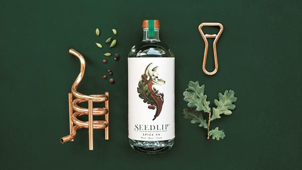 Making Dry January delicious with seedlip