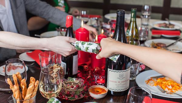 Festive food and wine: our favourite pairings