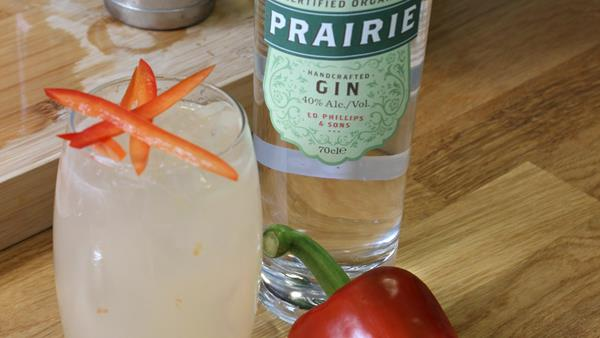 Cocktail Hour: Prairie Pepper Potion