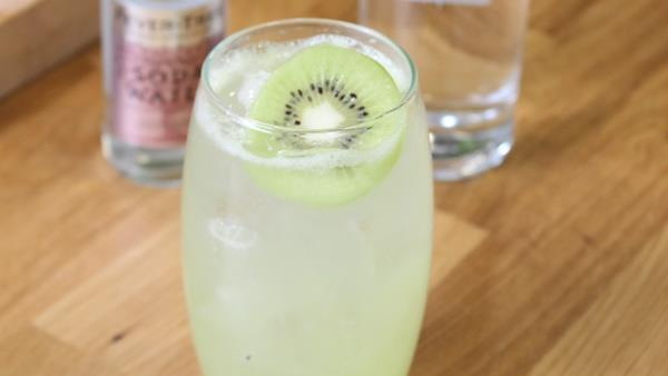 Cocktail Hour: The Kiwi to Happiness