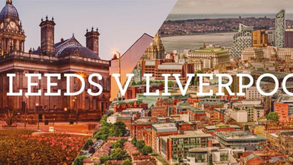 Cities Uncovered – Liverpool versus Leeds