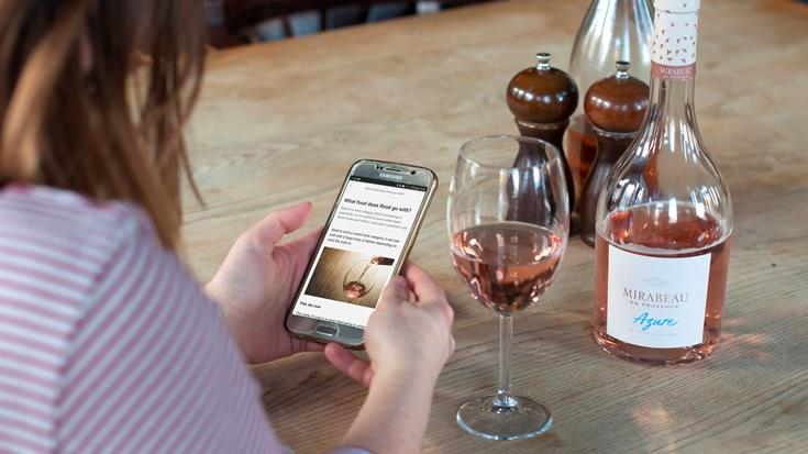 Gain wine confidence with our e-learning offer