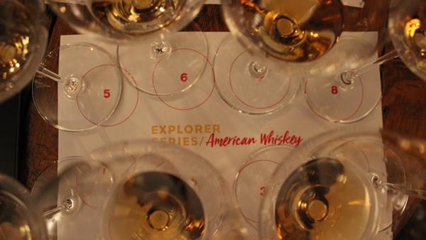Whiskey the 'American' way