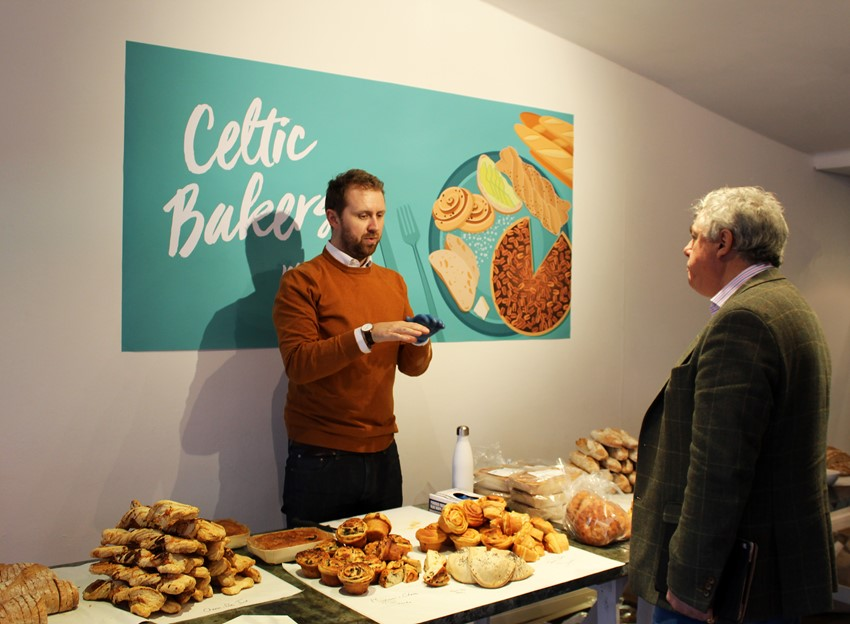 Wonderful breads from Celtic Bakers