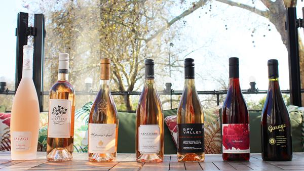 Be bolder and braver with your rosé