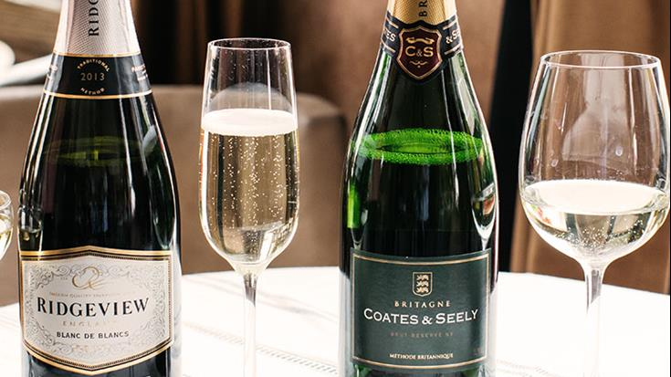 How to sell English sparkling wine