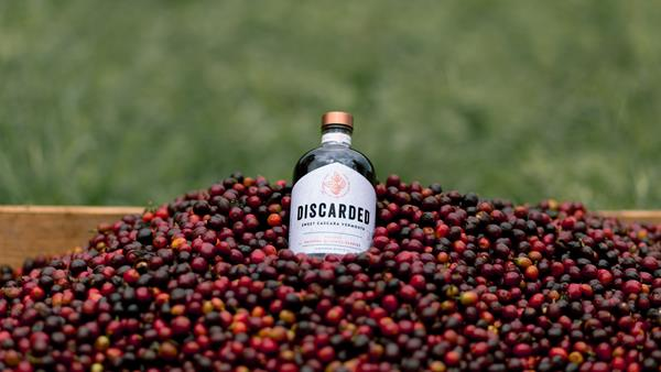 Sustainable spirits: 5 minutes with Discarded's Joe Petch