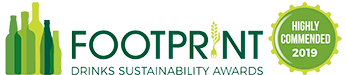 Footprint Drinks Sustainability Logo
