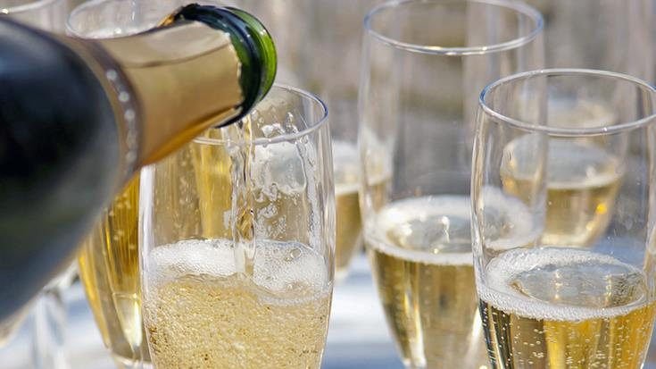 Training Blog: Champagne please! Hold the sugar.