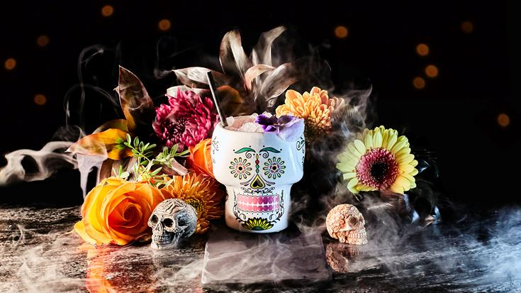 Halloween and Day of the Dead: How MNKY HSE are celebrating the spooky season