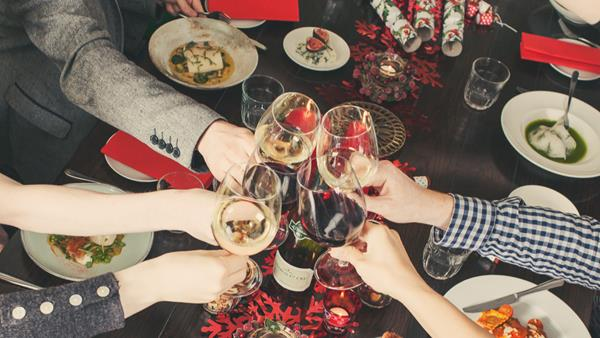 Ask a sommelier: what do people really want to drink at Christmas?