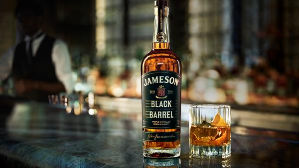A tale of two charrings: Jameson Black Barrel and the Irish Whiskey story