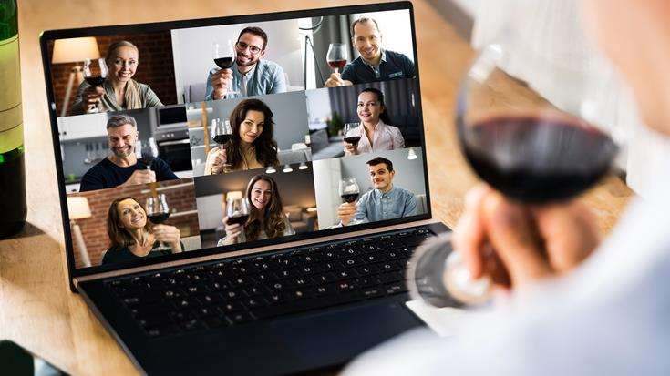 Wine Training during Covid-19: Lessons in moving online